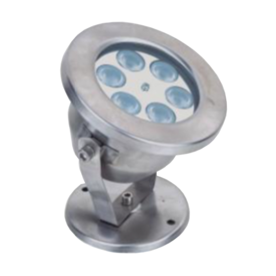 5x1w led free standing 600px