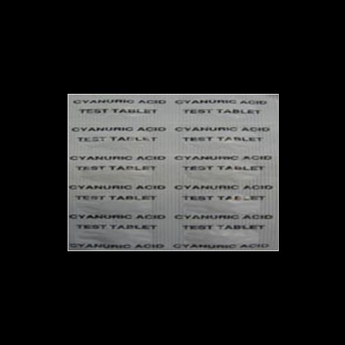 Cyanuric acid tab in 10 500px