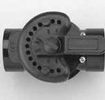 Diverter and check valve 3 of 3