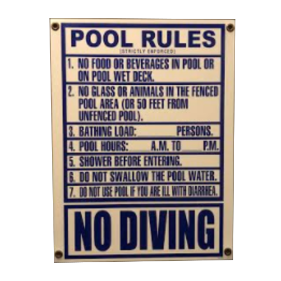 Pool Rules 600px