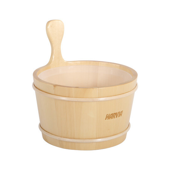 harvia 4l bucket w plas 500px